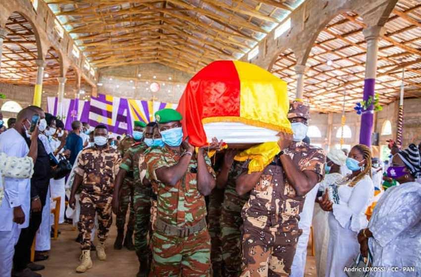 Kétou: Retour au pays natal pour feu Jean-Pierre Babatoundé