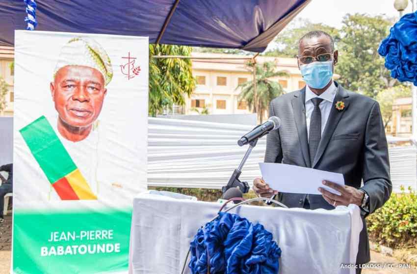 Obsèques de feu Jean-Pierre Babatundé : Le vibrant hommage du Groupe parlementaire UP à un combattant dévoué