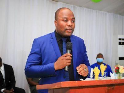 le maire de Porto-Novo Charlemagne Yankoty
