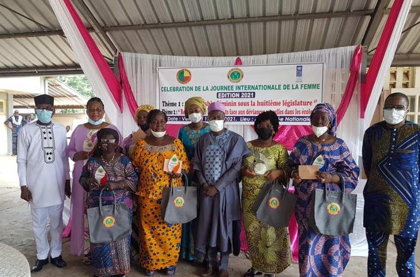 JIF 2021 et leadership féminin sous la 8ème législature: LE PRÉSIDENT VLAVONOU EST SUR LA BONNE VOIE SELON LE RÉSEAU DES FEMMES FONCTIONNAIRES PARLEMENTAIRES
