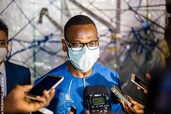 Lutte contre la Covid-19 : 203.000 doses de vaccins s dont 100.000 offertes par la Chine au Bénin