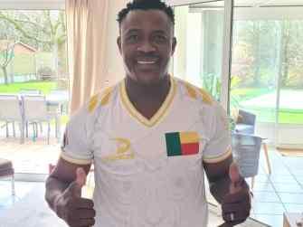 L'ex International Adomè Sagbo