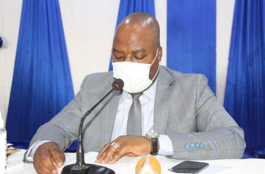 Conseil Municipal de Porto-Novo: Charlemagne YANKOTY et la mairie autorisent l'appui aux cantines scolaires
