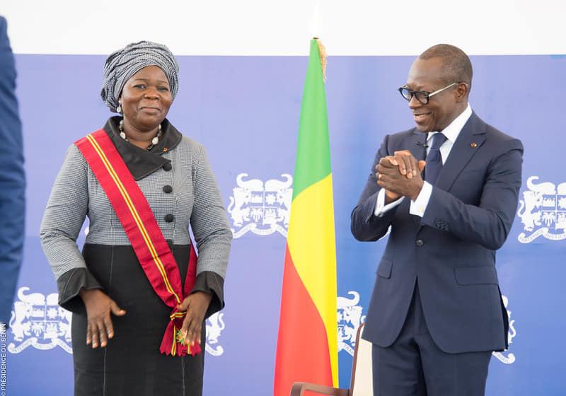 Bénin: De la Philosophie à la Politique, zoom sur la Vice-Présidente de la République