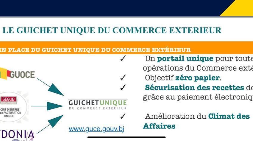 Commerce : Ce qu'offre le Bénin aux opérateurs économiques à ses frontières