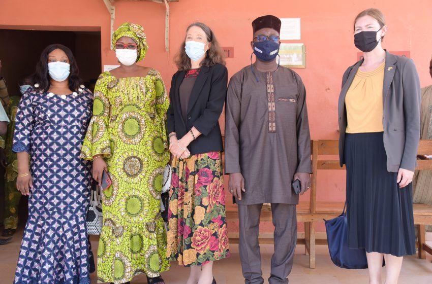 Coopération Bénin-Usa : L'Ambassadeur Patricia Mahoney fait le point sur le soutien des Etats-Unis à la Culture, l'Éducation et la Santé dans le Borgou