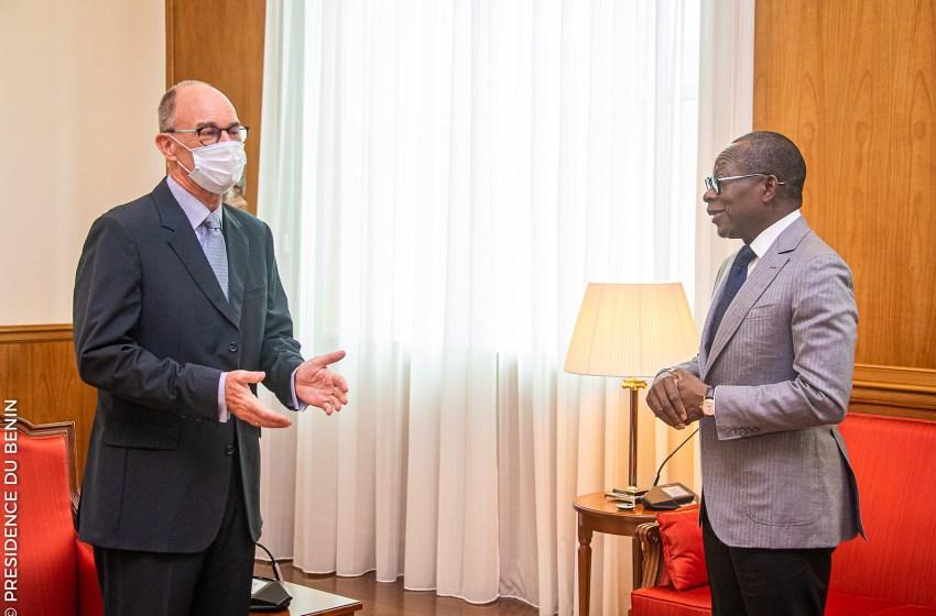 Diplomatie: «Je laisse derrière moi un pays en plein développement» dixit l'Ambassadeur de la République fédérale d'Allemagne au Bénin en fin de mission