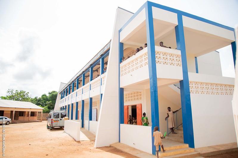 Ecoles Primaires Publiques: Le Bénin réceptionne 176 salles de classes équipées grâce au projet Japon VI