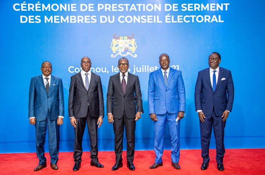 #Bénin Patrice Talon souhaite une femme pour remplacer Boukari Adam Soulé au Conseil Electoral/Cena