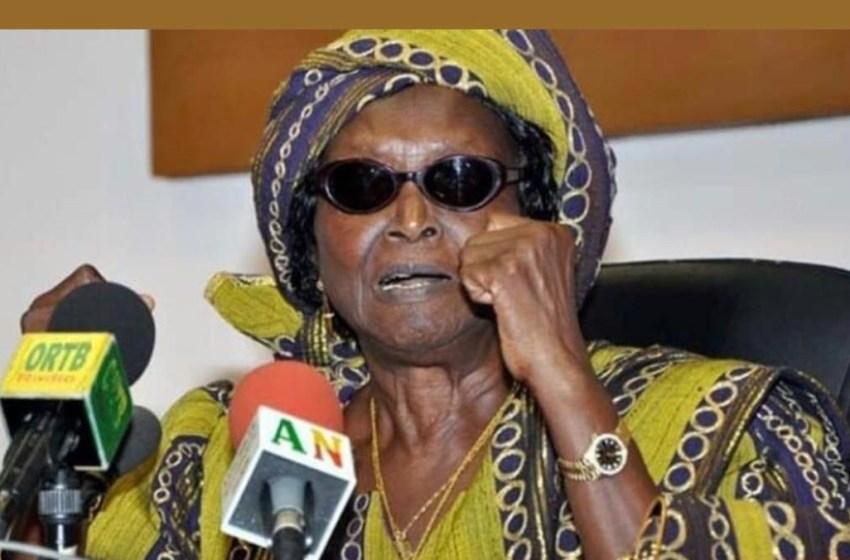 Biographie politique : Rosine Soglo 𝐮𝐧𝐞 𝐝𝐚𝐦𝐞 𝐝𝐞 𝐟𝐞𝐫 𝐚𝐮 P𝐚𝐫𝐥𝐞𝐦𝐞𝐧𝐭 du #Bénin