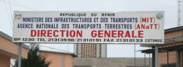 """Bénin : Agence Nationale des Transports Terrestres : 13,6 milliards de FCFA """"bouffés"""" dont 34.413.645pour les boissons"""