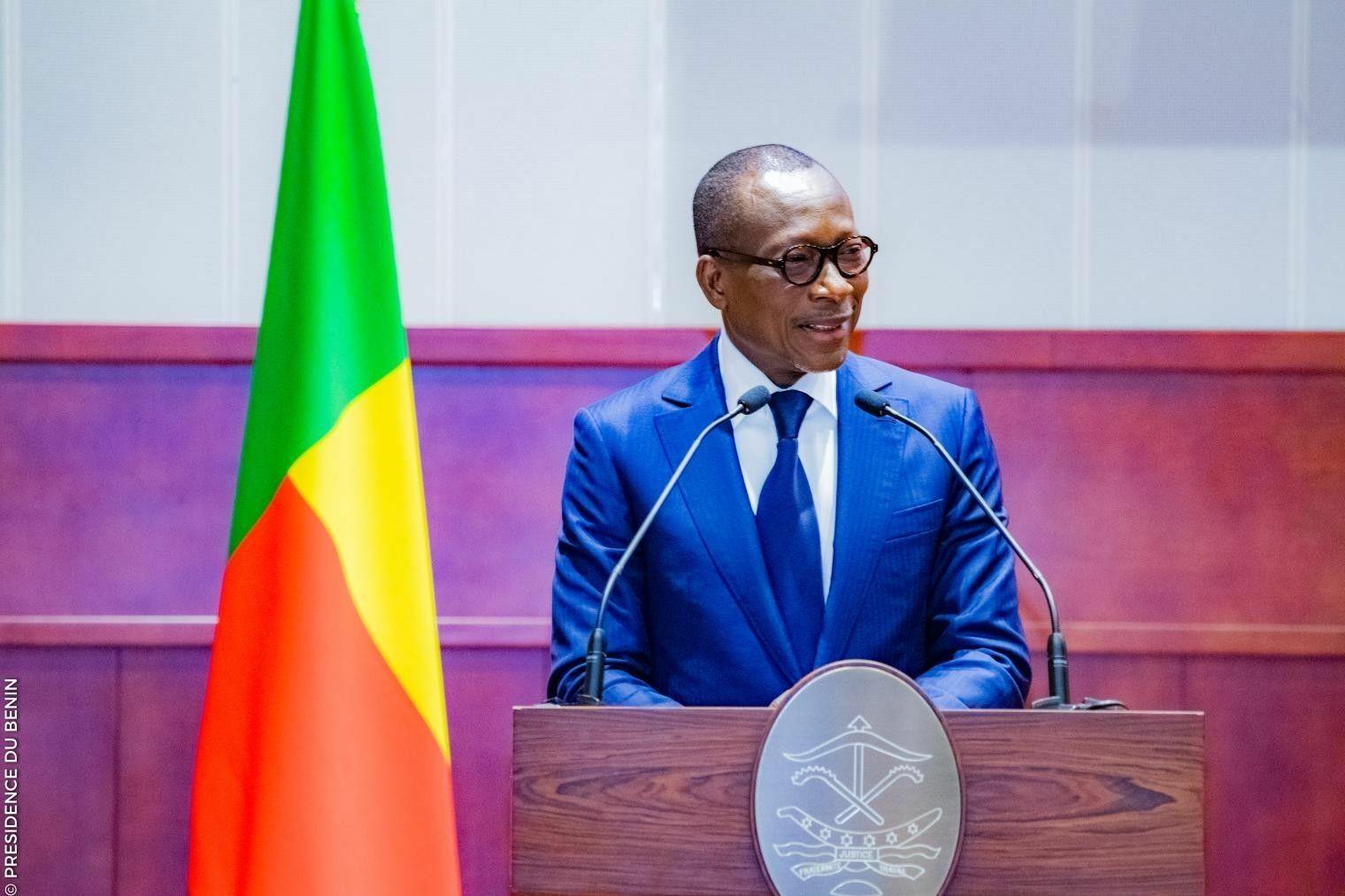 Message à la Nation du Président Patrice TALON ce 31 Juillet 2021 «Le #Bénin est une nation qui s'impose de la discipline et qui progresse»