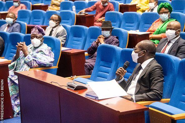 Décentralisation et protection de la femme: Gouvernement et Parlement du #Bénin échangent sur deux grands chantiers législatifs