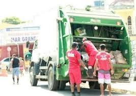 119 toneladas de lixo por dia em Vera Cruz