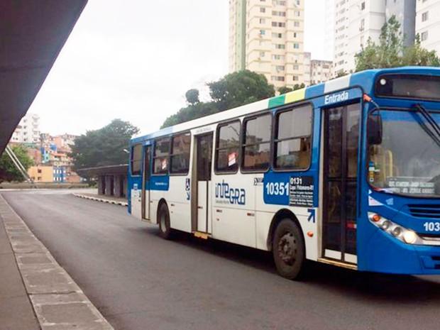 Micro-ônibus rodarão em Salvador amanhã(20)