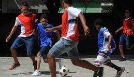Estão abertas as inscrições para Copa Dente de Leite de Futebol 2018