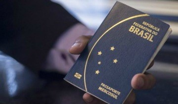 Passaportes começam a ser produzidos a partir de segunda-feira (24)