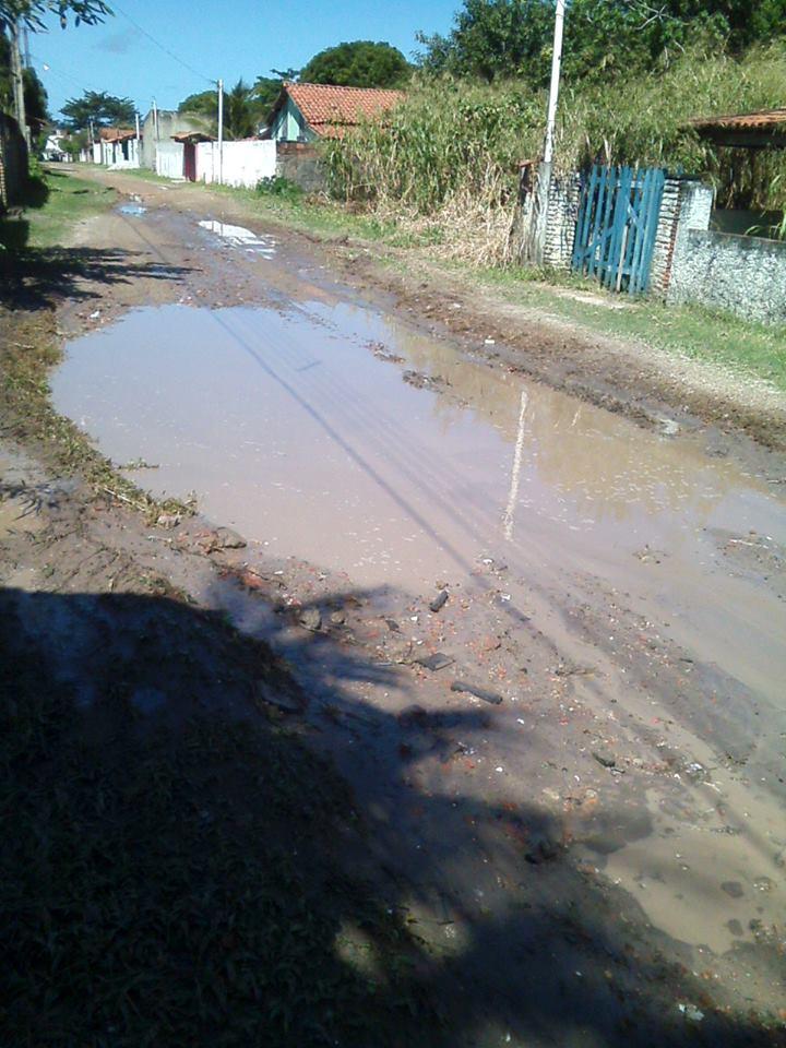 Vera Cruz: Moradores de Tairu ironizam por conta do problema