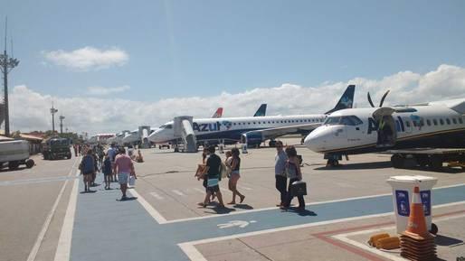 Aeroporto de Porto Seguro pode ter número de voos ampliado após certificação da ANAC