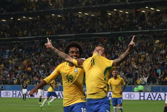Brasil faz amistoso com a Rússia sexta-feira (23)