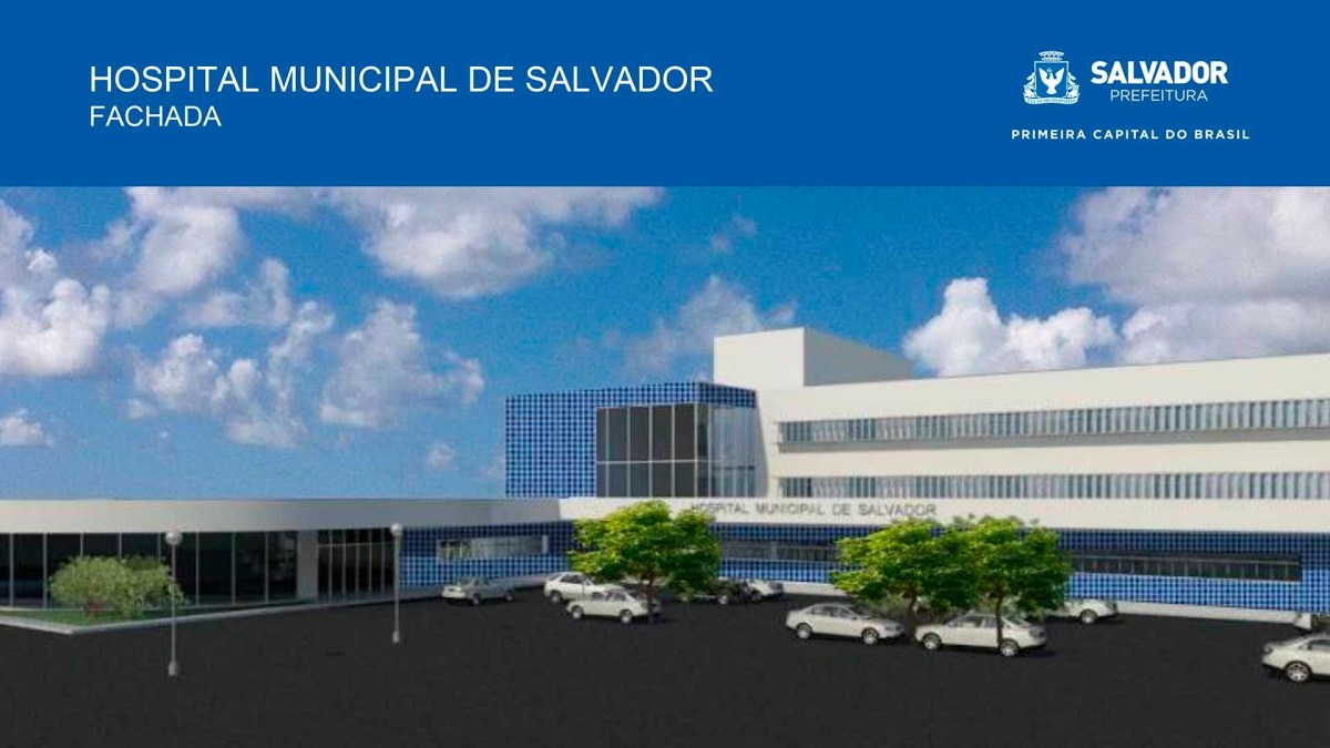 Lançado chamamento público para gerenciamento do Hospital Municipal de Salvador