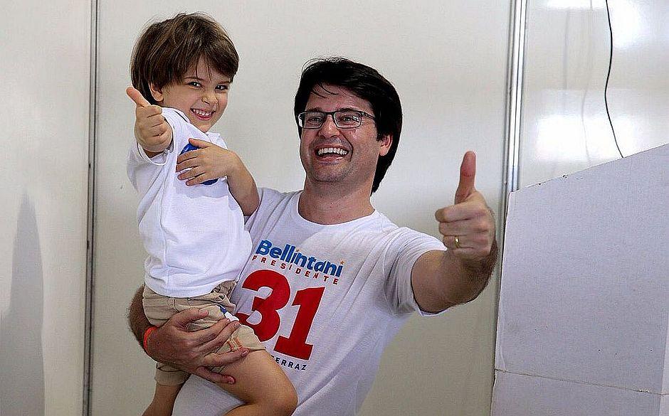 Eleições Bahia - Bellintani é o novo presidente do clube