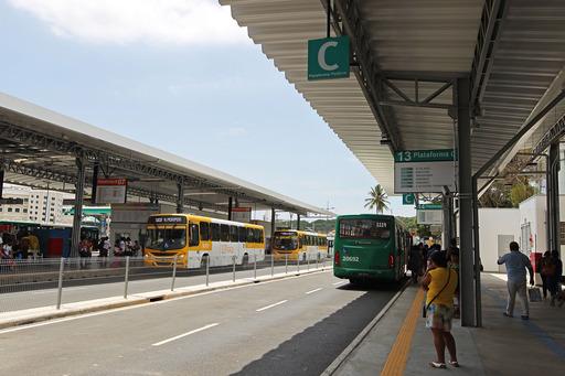 Redução da frota de ônibus por conta de crise no abastecimento é antecipada