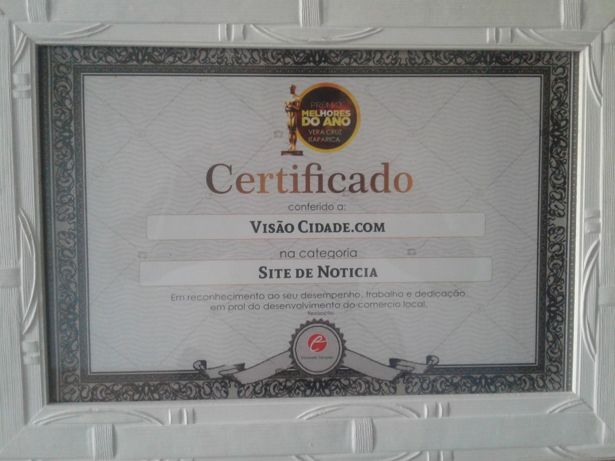Visão Cidade: Escolhido o melhor site da Ilha de Itaparica