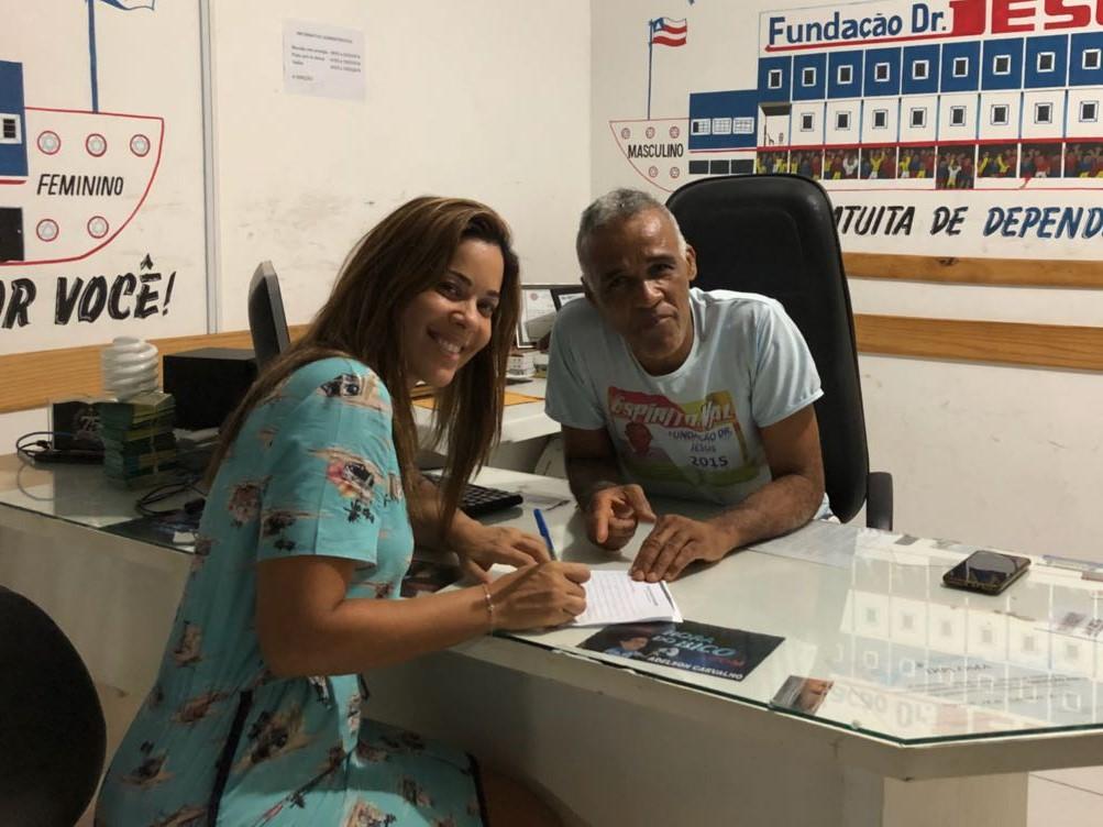Maria Quitéria vai concorrer a deputada federal pelo Avante