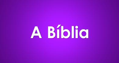 A Bíblia: Mateus 5