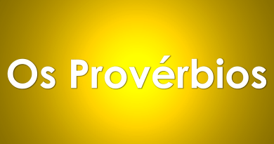 Evangelização Provérbios 18:1-24