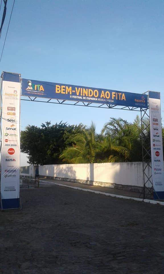 FITA: Segunda edição em Itaparica