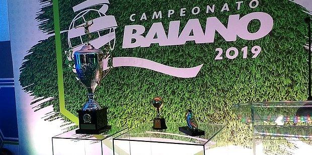Campeão baiano de 2019 terá um troféu histórico