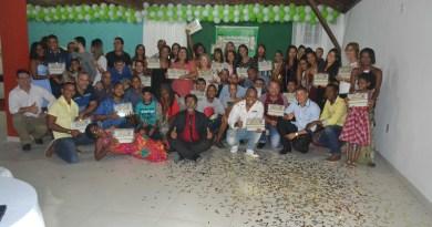 Vera Cruz: 14ª prêmio TLN 2018