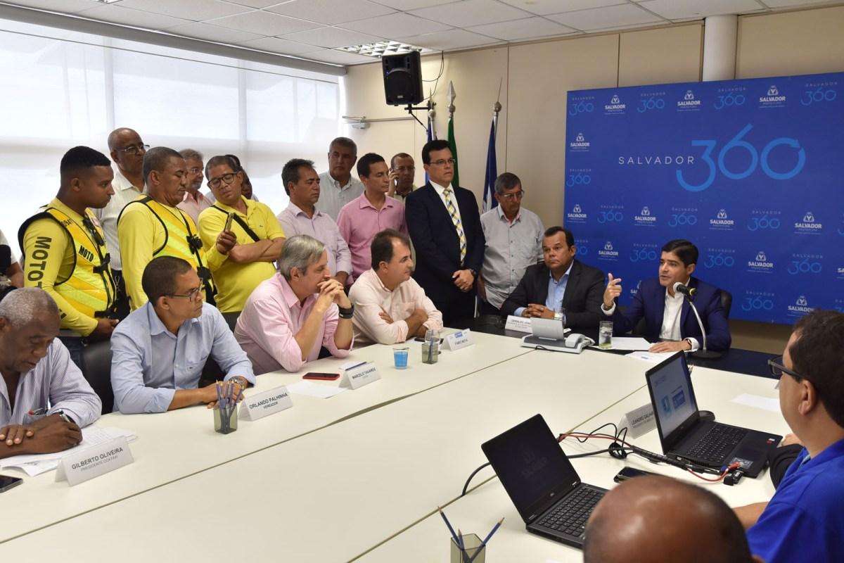Aplicativo oferecerá 20% de desconto em corridas de táxi em Salvador