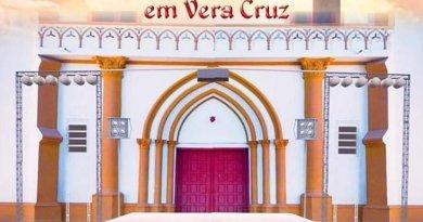 Vera Cruz encena a Paixão de Cristo