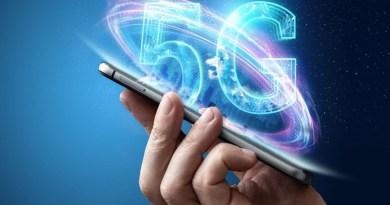 5G estará disponível em todas as capitais até julho de 2022