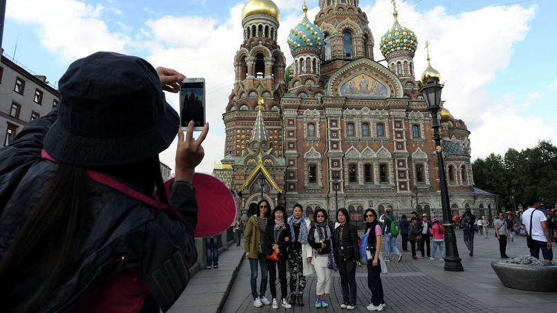St. Petersburg, Russia e-visa