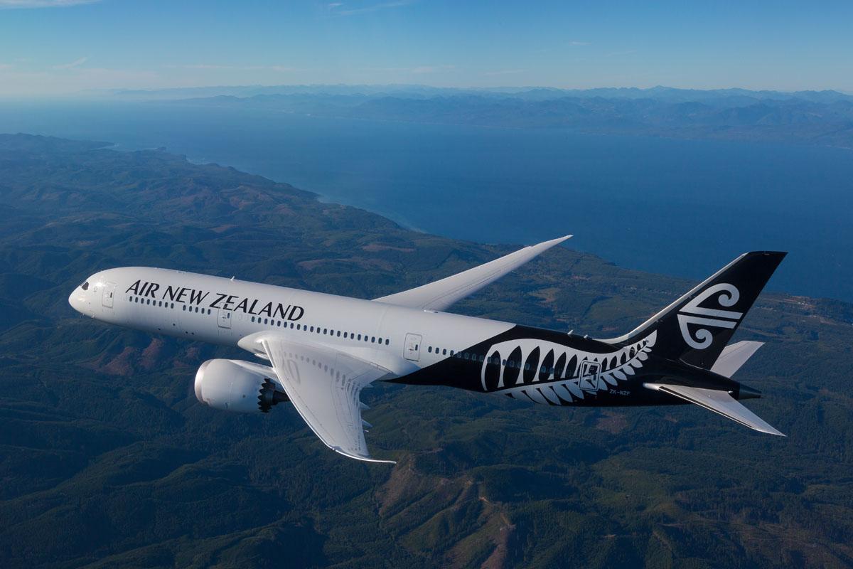 Air New Zealand Economy Skynest Lie-flat Sleep Pods.