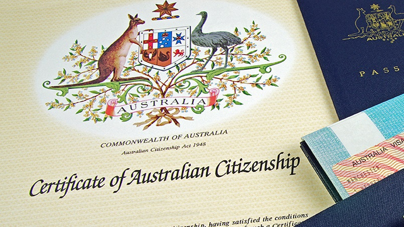 More than 106,000 people have been welcomed as new Australian citizens in the last six months.