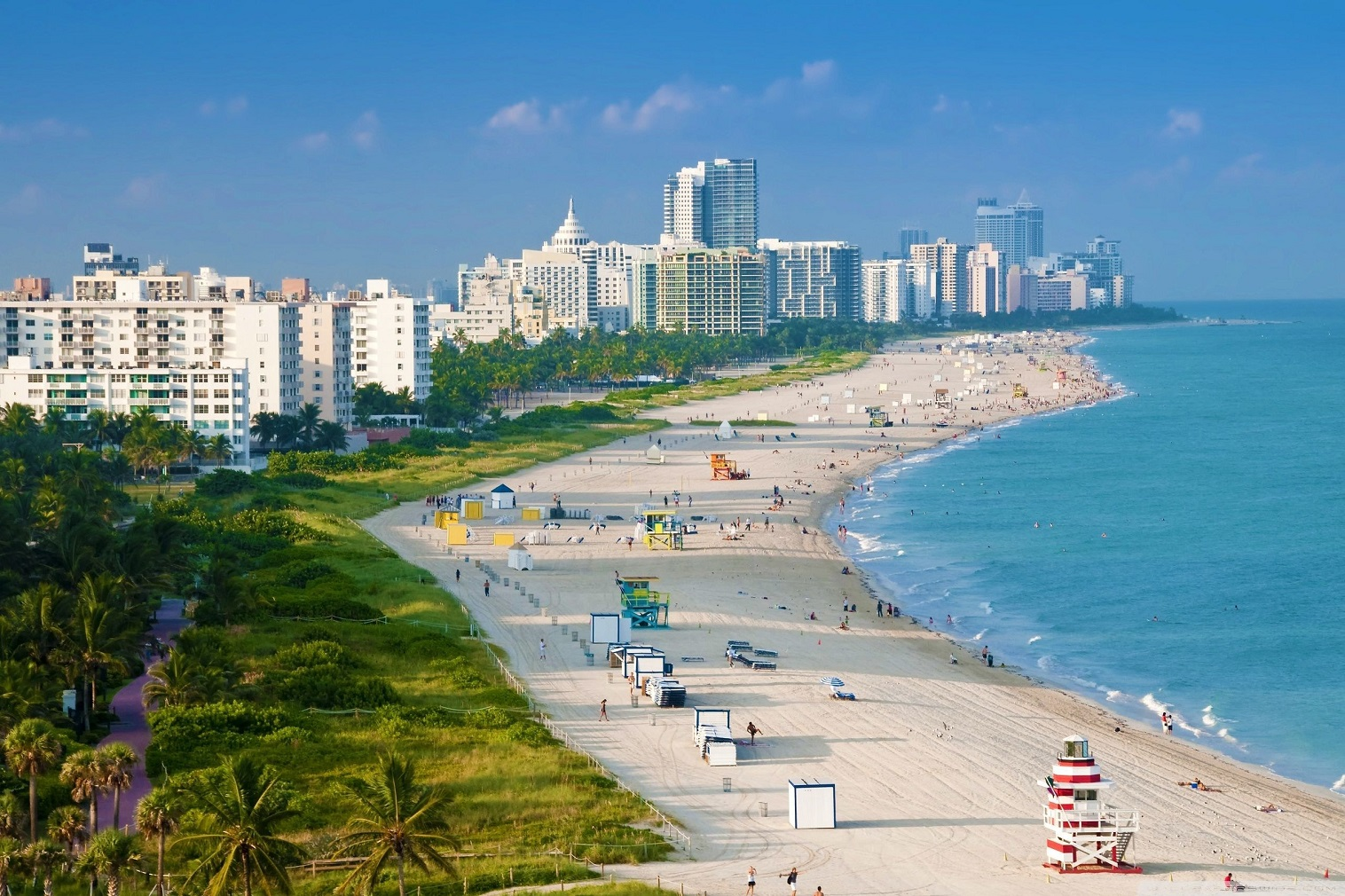 Miami Beach, a city that is like no other place in the world