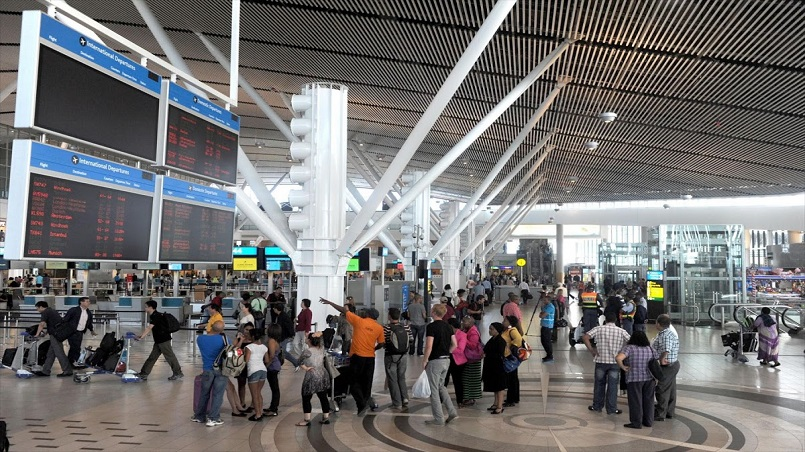 South African citizens are advised to refrain from all forms of travel to or through the European Union, United States, United Kingdom and other identified high-risk countries such as China, Iran and South Korea.
