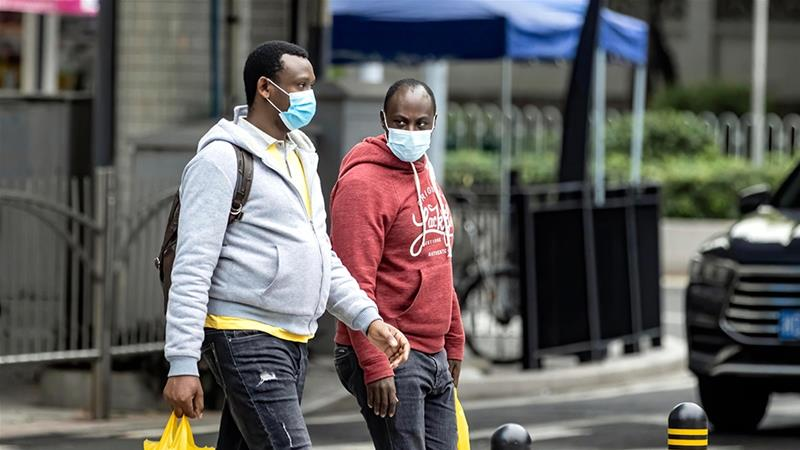 Several African countries have separately also demanded that China address their concerns that Africans, in particular in the southern city of Guangzhou, are being mistreated and harassed.