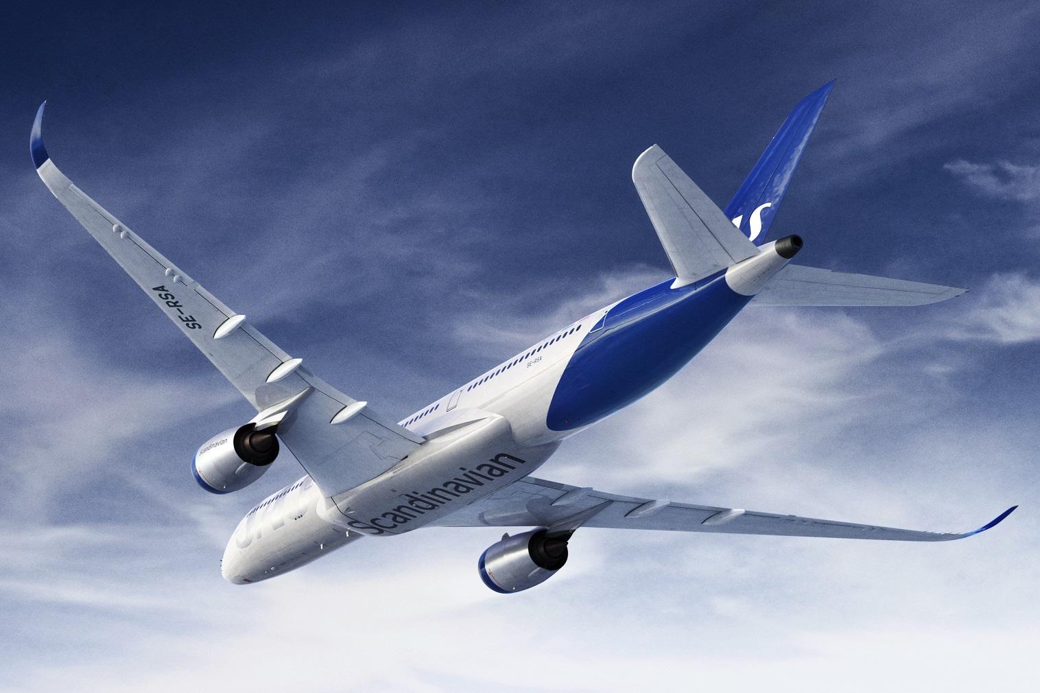 From Copenhagen, SAS is resuming international flights to Amsterdam, New York and Chicago.