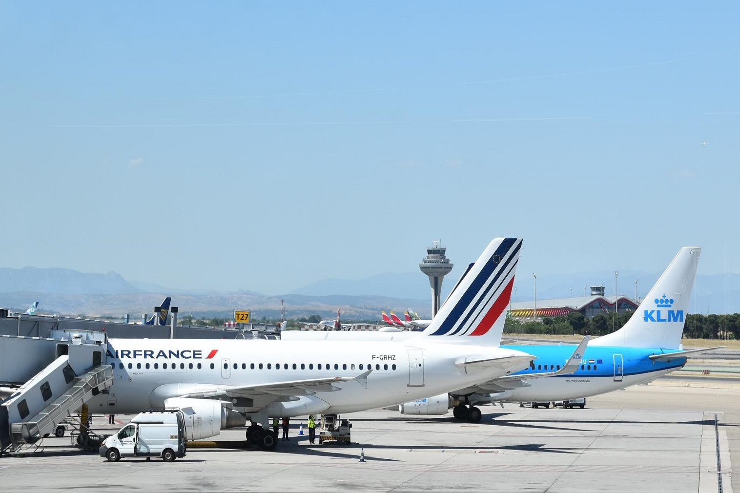 COVID-19: Air France and KLM are gradually and carefully restoring their networks.
