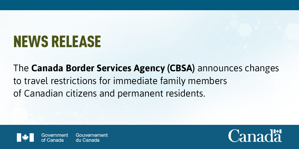 All foreign nationals who have COVID-19 or exhibit any signs or symptoms of COVID-19 continue to remain prohibited from entering Canada.