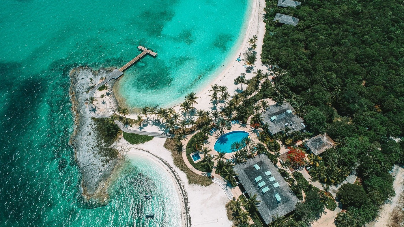 Off the coast of Eleuthera sits Cuvée's Royal Island, a 430-acre private enclave that accommodates up to 18 guests for fully customizable and exclusive island rentals.