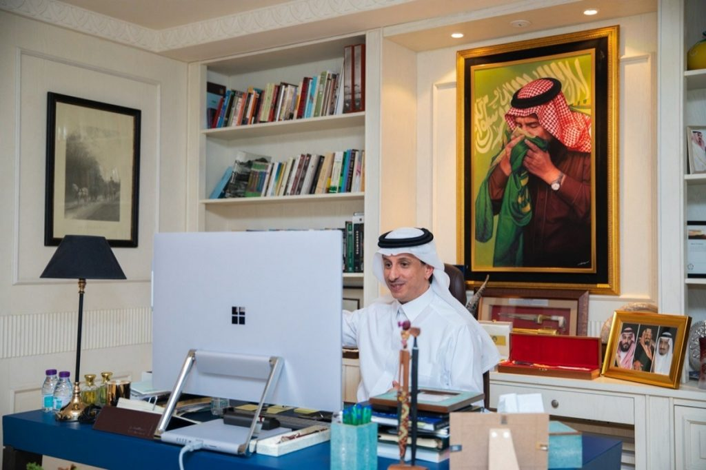 Invites residents to discover Saudi's natural, historical and cultural treasures