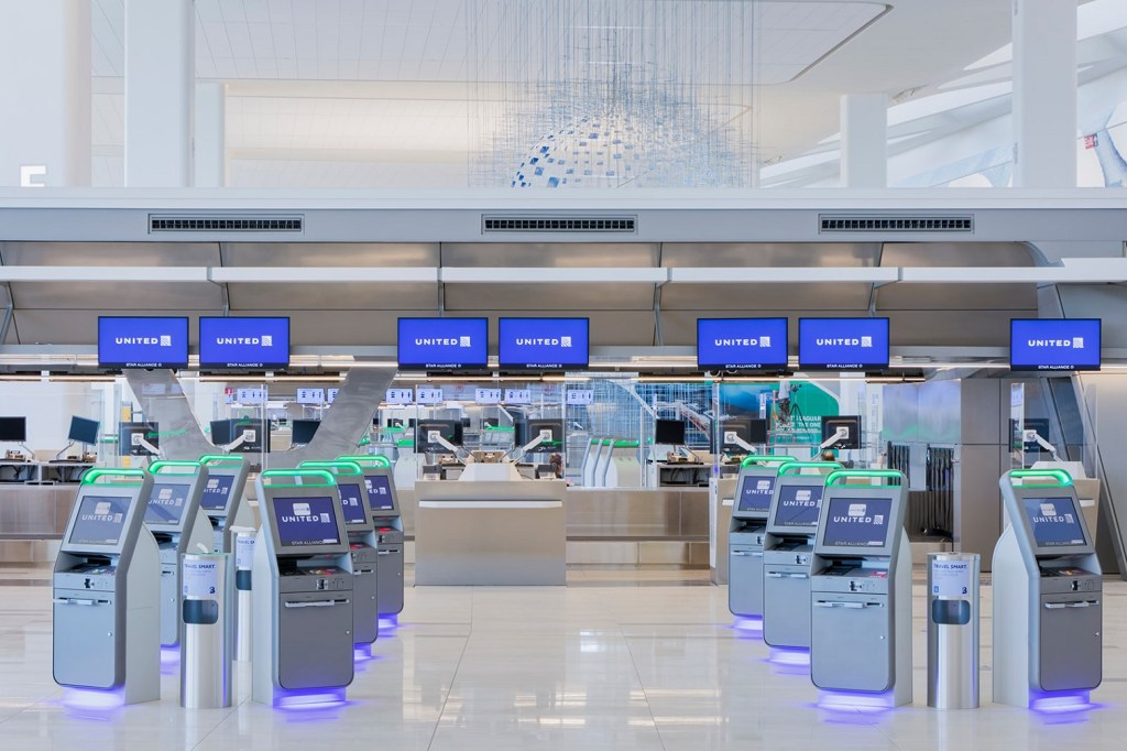 United is first legacy carrier with full operations from LGA's transformed Terminal B
