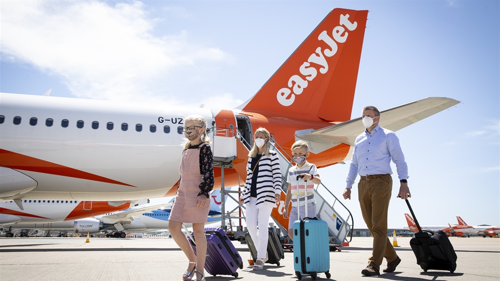 easyJet has announced it will resume flying to almost three quarters of its route network by August.
